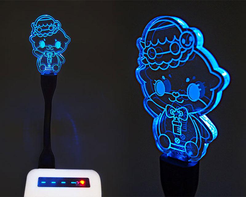 LEDアームライト